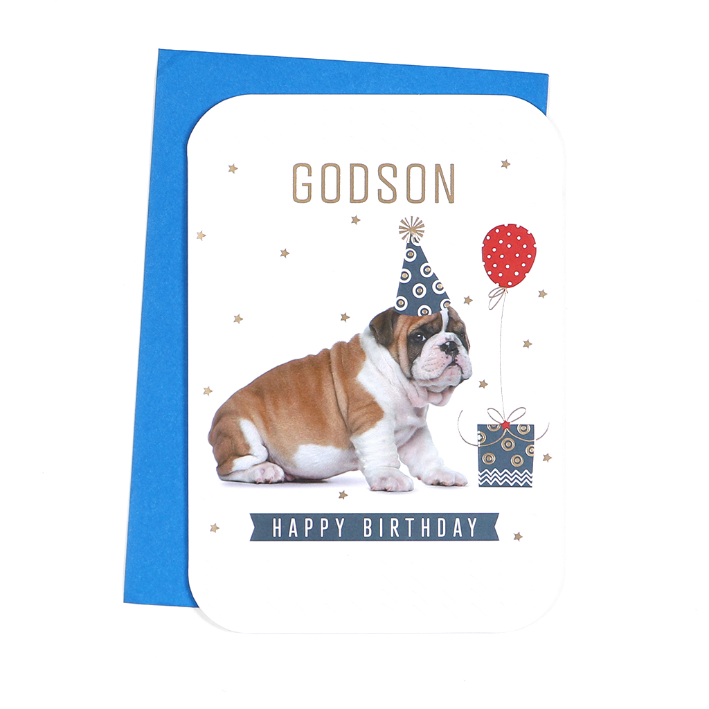 6pk Cards C50 Birthday Godson
