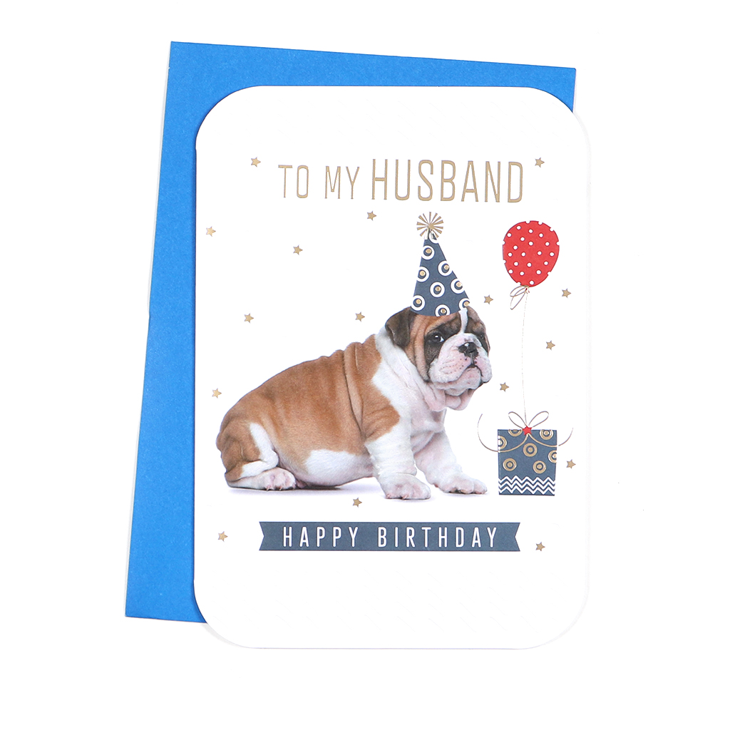 6pk Cards C50 Birthday Husband
