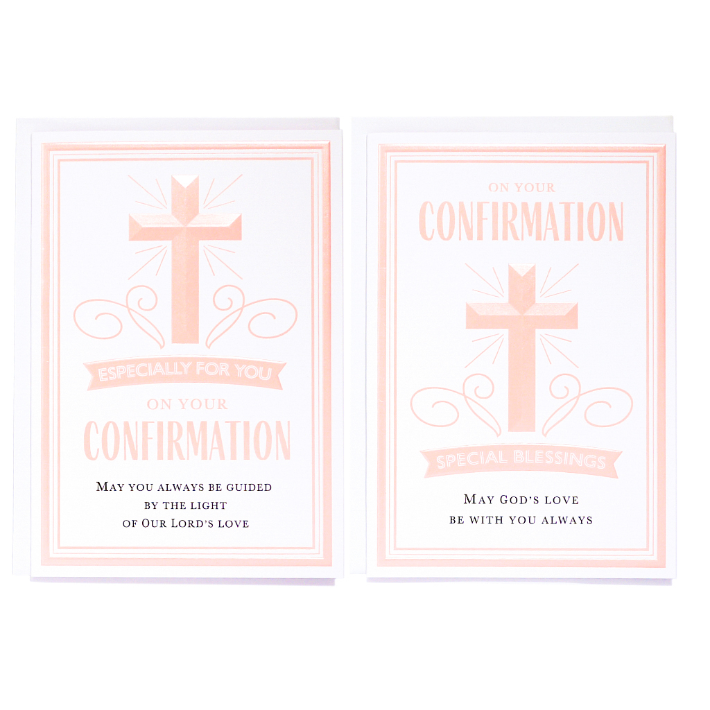 6pk Cards C50 Confirmation Open