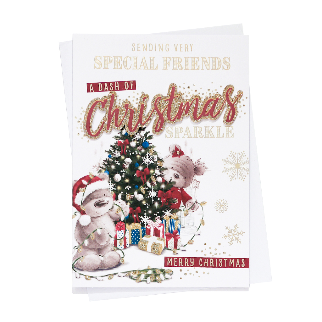 6pk Cards C90 Friends Christmas