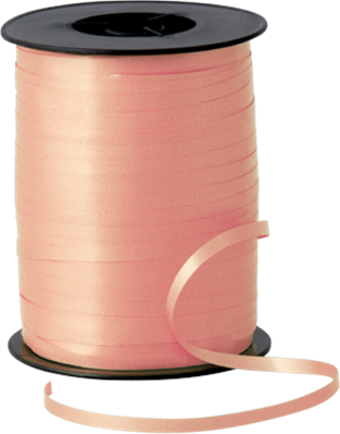 67046|Curling Ribbon 5mm x 500m Rose Gold