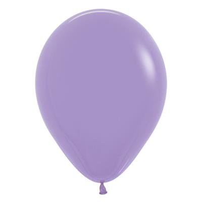 2000198|100pk Latex Decorator Balloons Sempertex Fashion Lilac