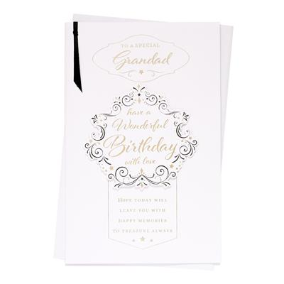 6pk Cards C375 Birthday Grandad