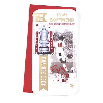 6pk Cards C55 Birthday Boyfriend