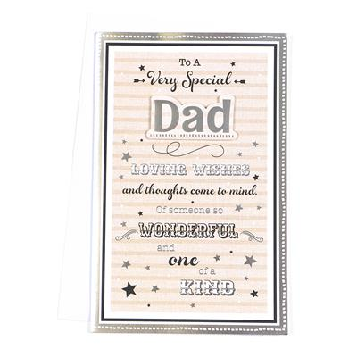 6pk Cards C375 Birthday Dad