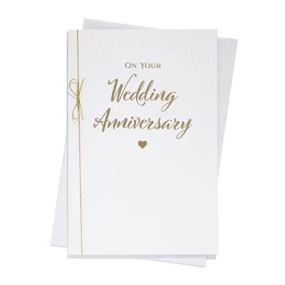 6pk Cards C75 Your Anniversary